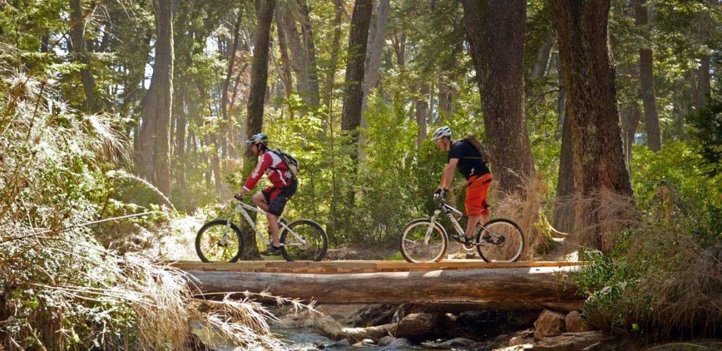 mountain bike bariloche qué hacer y que ver en Bariloche en verano