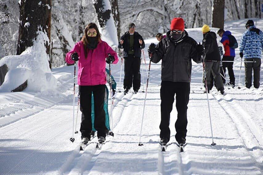 centro de ski nordico