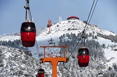 complejo turístico teleférico cerro otto
